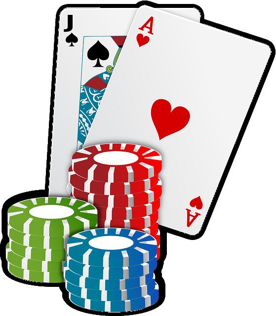 jeux poker jeton dé