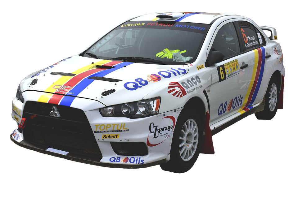 simulateur voiture rallye