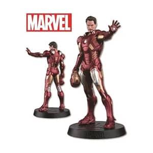 figurine marvel iron man rouge