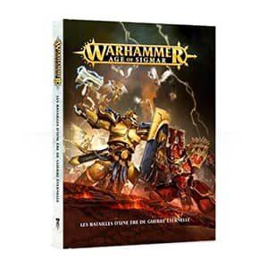 livre warhammer ageofsigmar labataillesd unegeurre eternelle